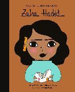 Cover-Bild zu Zaha Hadid von Sanchez Vegara, Maria Isabel