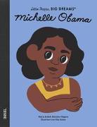 Cover-Bild zu Michelle Obama von Sánchez Vegara, María Isabel