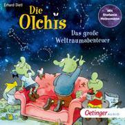 Cover-Bild zu Die Olchis. Das große Weltraumabenteuer von Dietl, Erhard