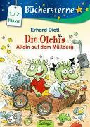 Cover-Bild zu Die Olchis. Allein auf dem Müllberg von Dietl, Erhard