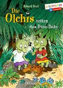 Cover-Bild zu Die Olchis retten das Dino-Baby von Dietl, Erhard
