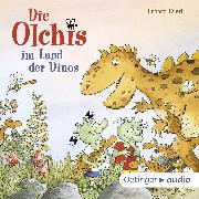 Cover-Bild zu Die Olchis im Land der Dinos (Audio Download) von Dietl, Erhard