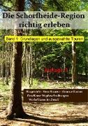 Cover-Bild zu Die Schorfheide-Region richtig erleben, Band 1 von Weber, Ino