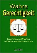 Cover-Bild zu Wahre Gerechtigkeit (eBook) von Weber, Ino