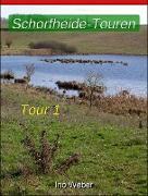 Cover-Bild zu Schorfheide-Touren, Tour 1 - Wanderung bei Werbellin (eBook) von Weber, Ino