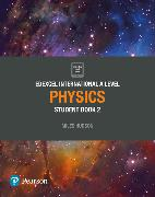 Cover-Bild zu Pearson Edexcel International A Level Physics Student Book