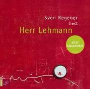 Cover-Bild zu Herr Lehmann von Regener, Sven