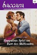 Cover-Bild zu Doppeltes Spiel im Bett des Millionärs (eBook) von Wolff, Tracy