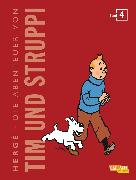 Cover-Bild zu Hergé,: Die Abenteuer von Tim und Struppi 04