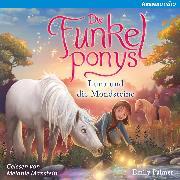 Cover-Bild zu Die Funkelponys (3) Luna und die Monsteine (Audio Download) von Palmer, Emily