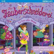 Cover-Bild zu Die Zauberschneiderei (2). Ein Fest voller Magie (Audio Download) von Brandt, Ina
