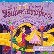 Cover-Bild zu Die Zauberschneiderei (1). Leni und der Wunderfaden (Audio Download) von Brandt, Ina