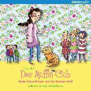 Cover-Bild zu Beste Freundinnen und der Banden-Zoff (Audio Download) von Alves, Katja