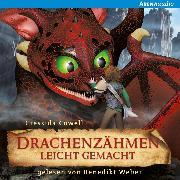 Cover-Bild zu Drachenzähmen leicht gemacht (1) (Audio Download) von Cowell, Cressida