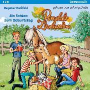 Cover-Bild zu Ponyclub Löwenzahn (2). Ein Fohlen zum Geburtstag (Audio Download) von Hoßfeld, Dagmar