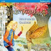Cover-Bild zu Eulenzauber (5). Rätsel um die Goldfeder (Audio Download) von Brandt, Ina