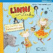 Cover-Bild zu Linni von Links (4). Die Heldin der Bananentorte (Audio Download) von Pantermüller, Alice