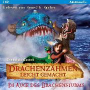 Cover-Bild zu Drachenzähmen leicht gemacht (7). Im Auge des Drachensturms (Audio Download) von Cowell, Cressida
