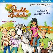 Cover-Bild zu Ponyclub Löwenzahn (1). Wirbel um das Reitturnier (Audio Download) von Hoßfeld, Dagmar
