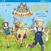 Cover-Bild zu Villa Hufschuh (1 & 2). Ein Pony sorgt für Trubel und Rettung für das Minischwein (Audio Download) von Müller, Karin
