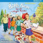 Cover-Bild zu Bille Boss hat den richtigen Riecher. Bille Boss (2) (Audio Download) von Efinger, Marianne