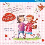 Cover-Bild zu Greta Glückspilz (1). Von Eichhörnchen, besten Freunden und Zimtschnecken (Audio Download) von Grimm, Sandra