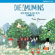 Cover-Bild zu Die Mumins. Geschichten aus dem Mumintal (Audio Download) von Jannon, Tove