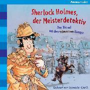 Cover-Bild zu Sherlock Holmes, der Meisterdetektiv (2). Das Rätsel um den schwarzen Hengst (Audio Download) von Pautsch, Oliver