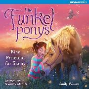 Cover-Bild zu Die Funkelponys (1) Eine Freundin für Sunny (Audio Download) von Palmer, Emily