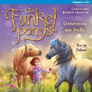 Cover-Bild zu Die Funkelponys (2) Geheimnis um Stella (Audio Download) von Palmer, Emily