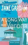 Cover-Bild zu Gardam, Jane: A Long Way From Verona