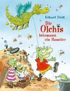 Cover-Bild zu Die Olchis bekommen ein Haustier von Dietl, Erhard