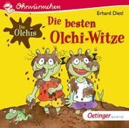Cover-Bild zu Die besten Olchi-Witze von Dietl, Erhard
