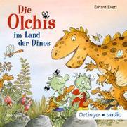 Cover-Bild zu Die Olchis im Land der Dinos (CD) von Dietl, Erhard