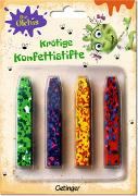 Cover-Bild zu Die Olchis Krötige Konfettistifte von Dietl, Erhard (Gestaltet)