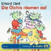 Cover-Bild zu Die Olchis räumen auf (Audio Download) von Dietl, Erhard