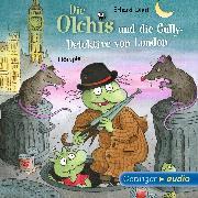 Cover-Bild zu Die Olchis und die Gully-Detektive von London (Audio Download) von Dietl, Erhard