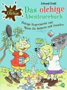 Cover-Bild zu Das olchige Abenteuerbuch von Dietl, Erhard