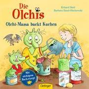 Cover-Bild zu Die Olchis Olchi-Mama backt Kuchen von Dietl, Erhard