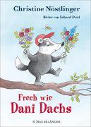 Cover-Bild zu Frech wie Dani Dachs von Nöstlinger, Christine