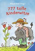 Cover-Bild zu 777 tolle Kinderwitze von Dietl, Erhard