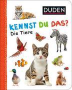 Cover-Bild zu Duden 12+: Kennst du das? Die Tiere