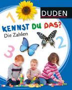 Cover-Bild zu Duden 12+: Kennst du das? Die Zahlen