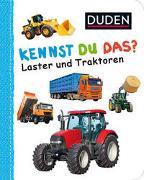 Cover-Bild zu Duden 12+: Kennst du das? Laster und Traktoren