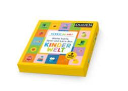 Cover-Bild zu Duden 12+ Kennst du das? Meine bunte Spiel-und-Lernbox: Kinderwelt