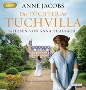 Cover-Bild zu Die Töchter der Tuchvilla von Jacobs, Anne