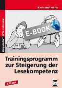 Cover-Bild zu Trainingsprogramm zur Steigerung der Lesekompetenz (eBook) von Hohmann, Karin