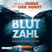 Cover-Bild zu Blutzahl (Audio Download) von Enger, Thomas