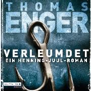Cover-Bild zu Verleumdet (Audio Download) von Enger, Thomas