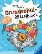 Cover-Bild zu Mein Grundschul-Rätselblock von Schrank, Oliver